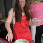 workshop bruidstaart versieren botercreme