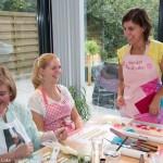 bruidstaart workshop vrijgezelllen stapeltaart leuk origineel