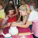 workshop bruidtaart stapeltaart verdiepingen