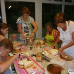 workshop biscuit decoratie beginners botercreme bloemen